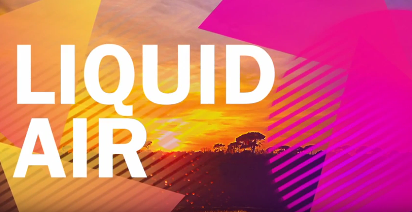 Liquid Air - Electronic indie music
