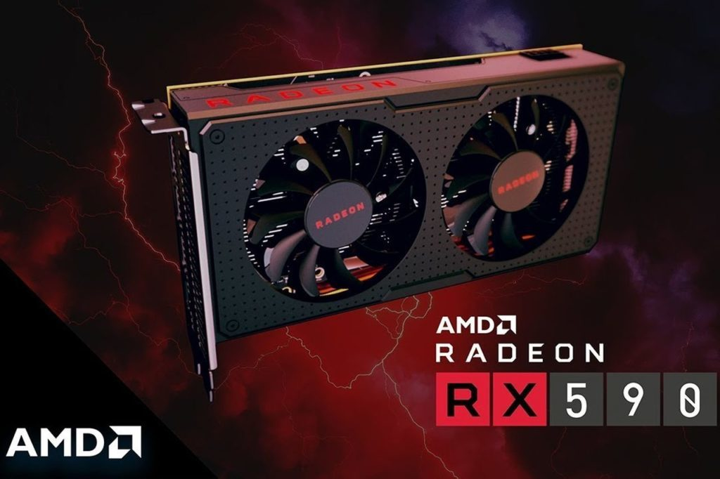 The RX590. Perfect for AAA games at full HD and 1440p resolutions, but also for mining