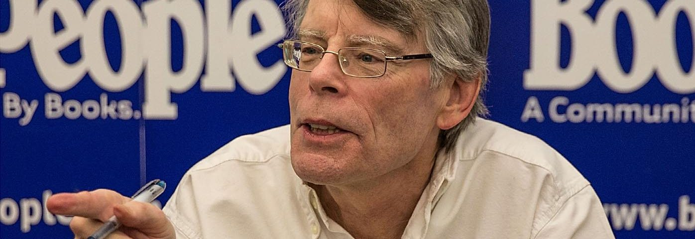 Author Stephen King quits Facebook