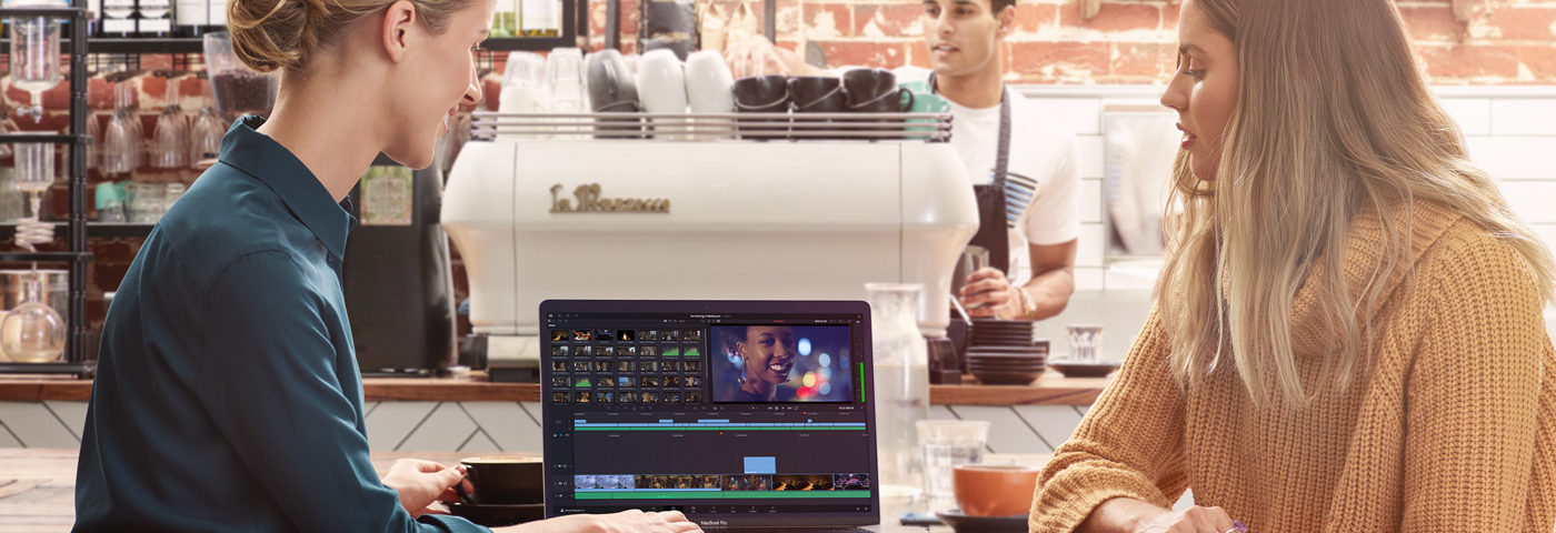 DaVinci Resolve on Linux | The professional 8K video editor