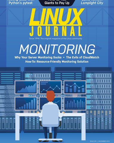 Linux Journal Contents