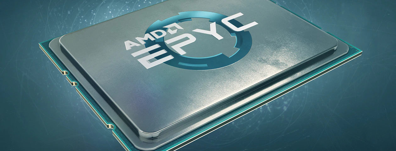 64 node AMD EPYC CPUs Mammoth computing cluster to aid COVID research