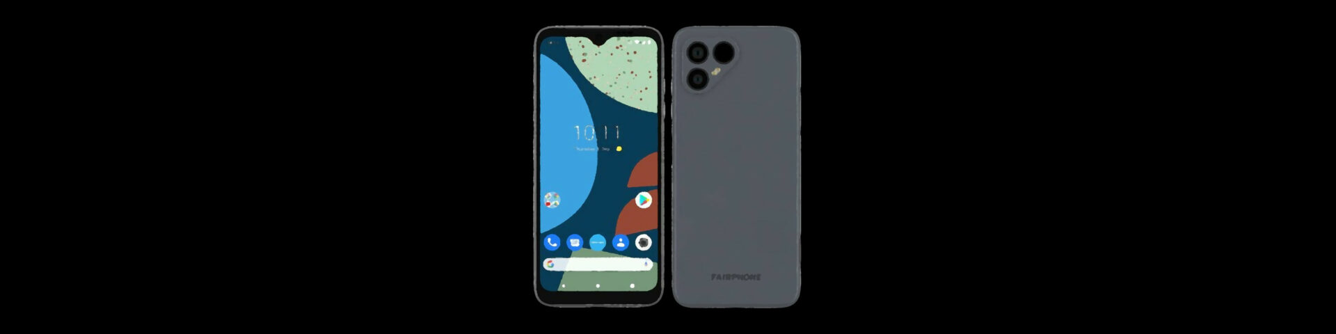 Fairphone 4 5G. A modern ethical and sustainable smartphone is on its way
